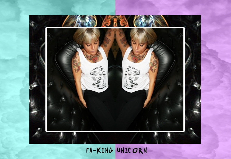 Fa-King Unicorn Spring Summer 2014 Collection